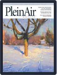 Pleinair (Digital) Subscription February 1st, 2021 Issue