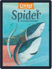 Spider Magazine Stories, Games, Activites And Puzzles For Children And Kids (Digital) Subscription February 1st, 2021 Issue