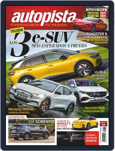 Autopista January 26th, 2021 Digital Back Issue Cover