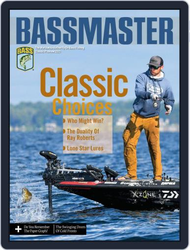 Bassmaster (Digital) January 22nd, 2021 Issue Cover