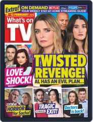What's on TV (Digital) Subscription February 6th, 2021 Issue