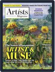Artists (Digital) Subscription March 1st, 2021 Issue