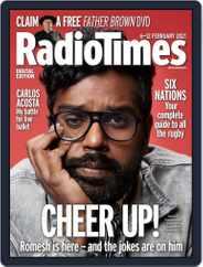 Radio Times (Digital) Subscription February 6th, 2021 Issue