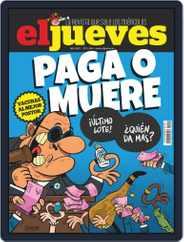 El Jueves (Digital) Subscription February 1st, 2021 Issue