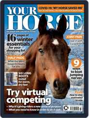 Your Horse (Digital) Subscription January 1st, 2021 Issue
