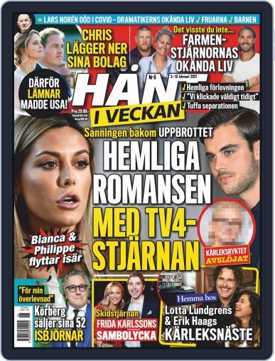 Hänt i Veckan (Digital) February 3rd, 2021 Issue Cover