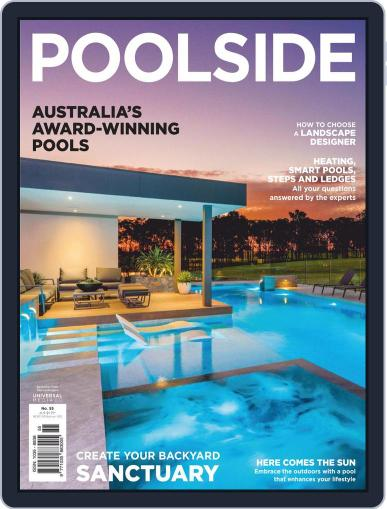 Poolside January 27th, 2021 Digital Back Issue Cover