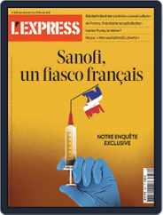L'express (Digital) Subscription February 4th, 2021 Issue