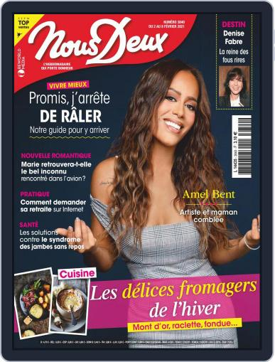 Nous Deux February 2nd, 2021 Digital Back Issue Cover