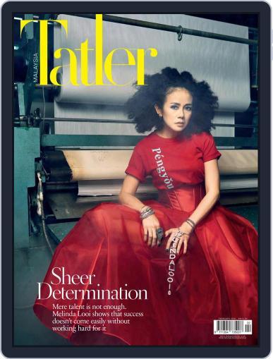 Tatler Malaysia (Digital) February 1st, 2021 Issue Cover