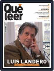 Que Leer (Digital) Subscription February 1st, 2021 Issue