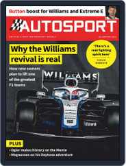 Autosport (Digital) Subscription January 28th, 2021 Issue