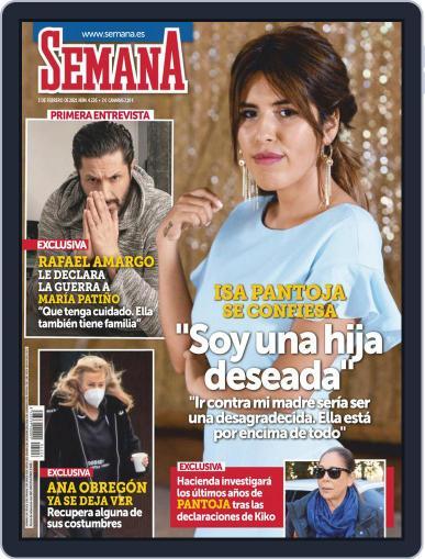 Semana (Digital) February 3rd, 2021 Issue Cover