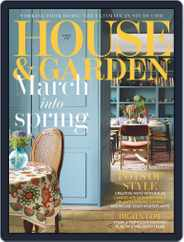 House and Garden (Digital) Subscription March 1st, 2021 Issue