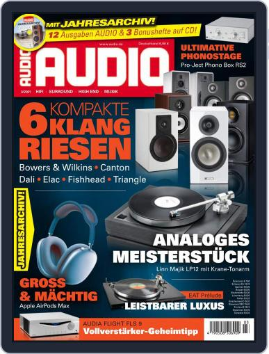 Audio Germany (Digital) March 1st, 2021 Issue Cover