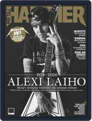 Metal Hammer UK (Digital) Subscription March 1st, 2021 Issue