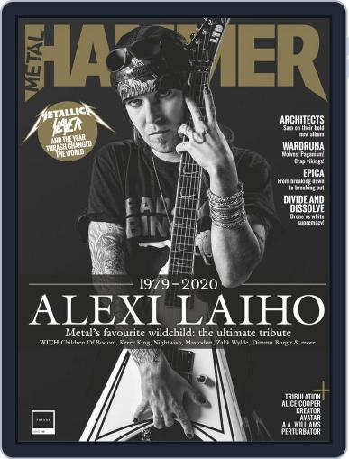 Metal Hammer UK March 1st, 2021 Digital Back Issue Cover