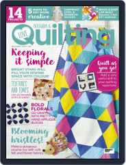 Love Patchwork & Quilting (Digital) Subscription February 1st, 2021 Issue