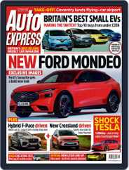 Auto Express (Digital) Subscription February 3rd, 2021 Issue