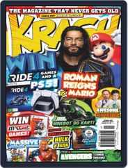 KRASH (Digital) Subscription March 1st, 2021 Issue