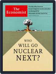 The Economist (Digital) Subscription January 30th, 2021 Issue