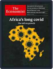 The Economist Continental Europe Edition (Digital) Subscription February 6th, 2021 Issue