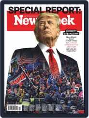Newsweek International (Digital) Subscription February 12th, 2021 Issue