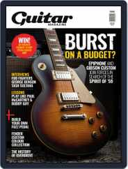 Guitar (Digital) Subscription March 1st, 2021 Issue