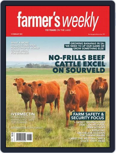 Farmer's Weekly February 12th, 2021 Digital Back Issue Cover