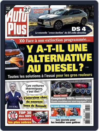 Auto Plus France (Digital) February 5th, 2021 Issue Cover