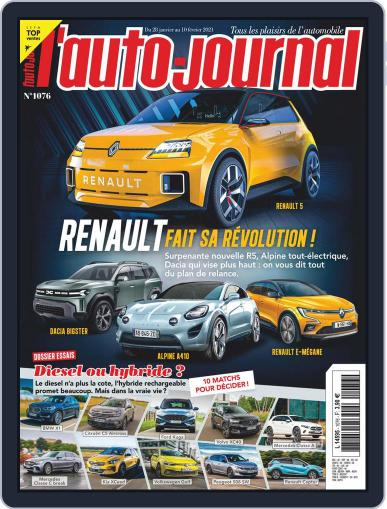 L'auto-journal (Digital) January 28th, 2021 Issue Cover