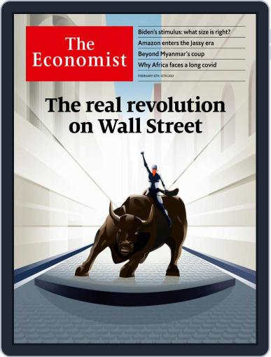 The Economist Asia Edition (Digital) February 6th, 2021 Issue Cover