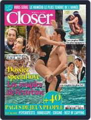 Closer France (Digital) Subscription February 1st, 2021 Issue