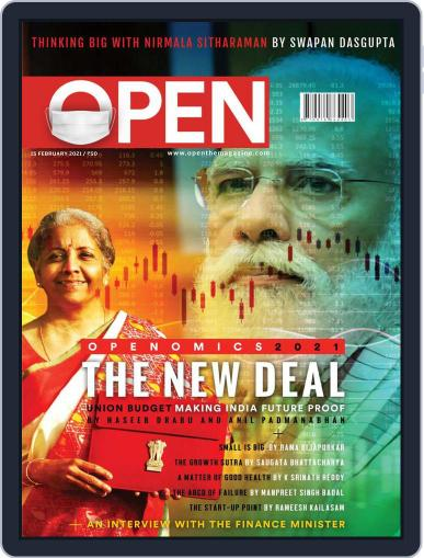 Open India February 5th, 2021 Digital Back Issue Cover
