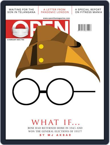 Open India January 29th, 2021 Digital Back Issue Cover