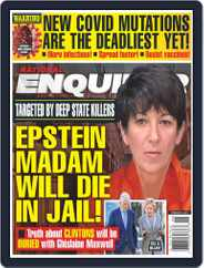 National Enquirer (Digital) Subscription February 8th, 2021 Issue