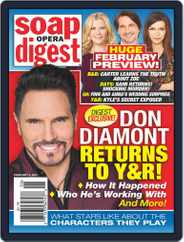 Soap Opera Digest (Digital) Subscription February 8th, 2021 Issue