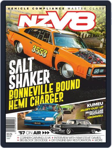 NZV8 (Digital) March 1st, 2021 Issue Cover