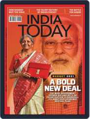 India Today (Digital) Subscription February 15th, 2021 Issue
