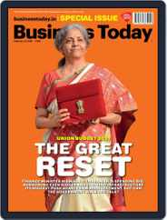Business Today (Digital) Subscription February 21st, 2021 Issue