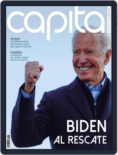 Capital Spain (Digital) February 1st, 2021 Issue Cover