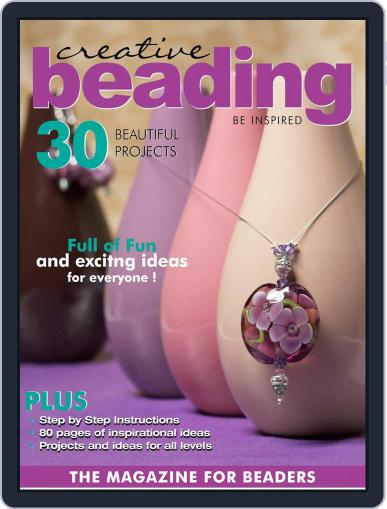 Creative Beading (Digital) February 1st, 2021 Issue Cover