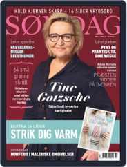 SØNDAG (Digital) Subscription February 8th, 2021 Issue