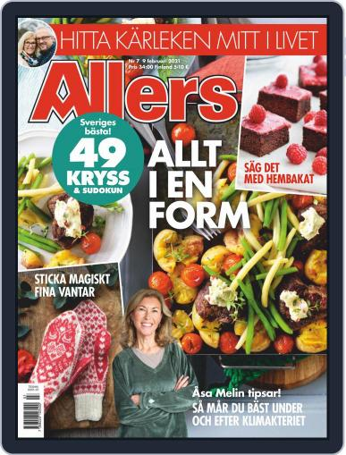Allers (Digital) February 9th, 2021 Issue Cover