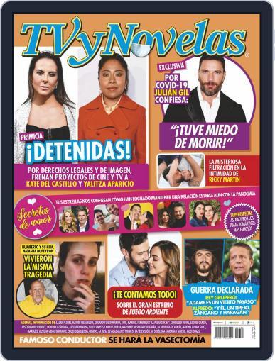 TV y Novelas México (Digital) February 8th, 2021 Issue Cover