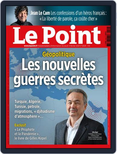 Le Point February 4th, 2021 Digital Back Issue Cover