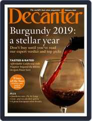 Decanter (Digital) Subscription February 1st, 2021 Issue