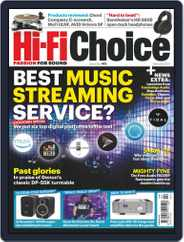 Hi-Fi Choice (Digital) Subscription February 1st, 2021 Issue
