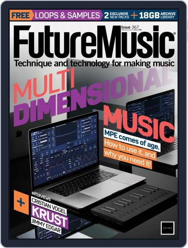 Future Music (Digital) March 1st, 2021 Issue Cover