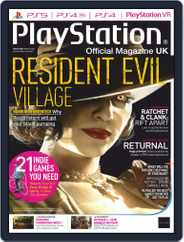 Official PlayStation Magazine - UK Edition (Digital) Subscription March 1st, 2021 Issue